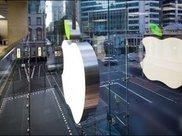 降频门没影响!苹果股价上涨重返9000亿美元市值