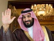 85年出生,刚被立为沙特王储,爱读孙子兵法,每天工作16小时