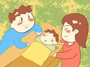 新生宝宝睡觉一惊一惊怎么回事?