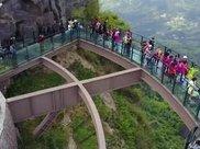 """贵州""""神秘""""的古寺距离地面2300米被誉为中国的天空之"""