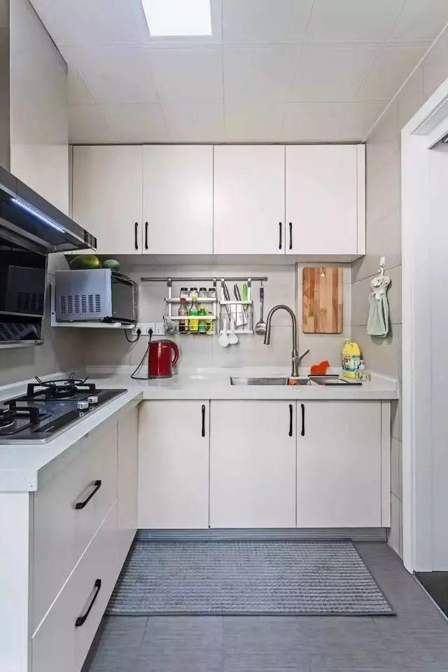 76公寓装修,利用率高,且体验居住不比别墅差虹景花园别墅图片