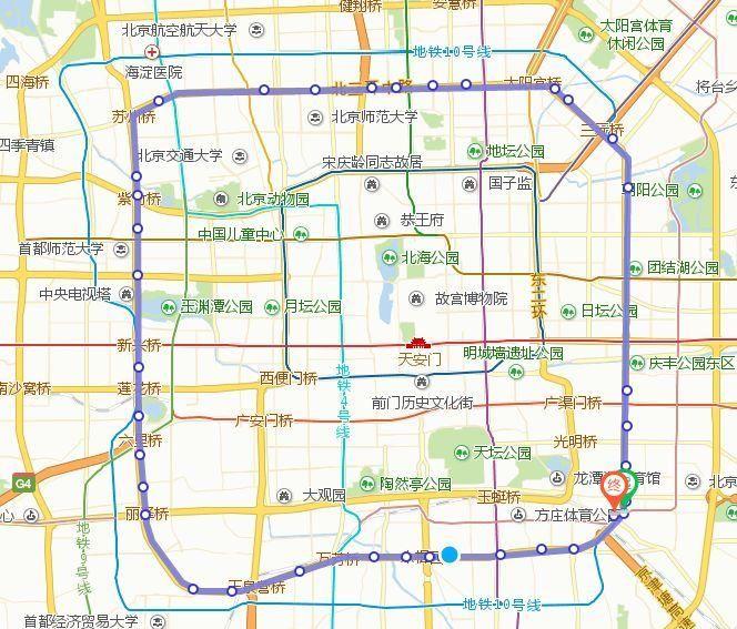 门头沟有一条北京海拔最高的山区公交线路 沿109国道蜿蜒而上,单程