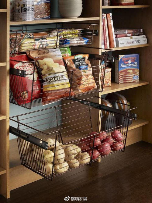橱柜装拉篮到底好不好?我家厨房这样装,用了半年干净又整洁!-家居窝