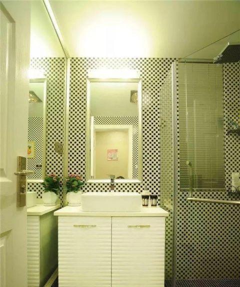 洗手间的镜子该怎么布置?很多人都放错了