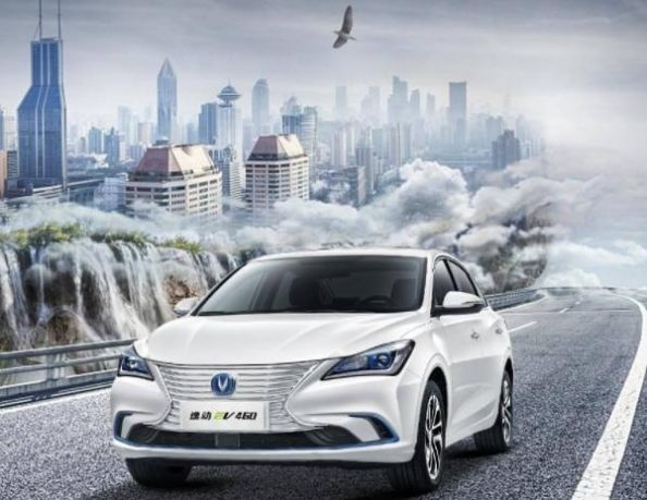 长安汽车雄心勃勃 明年将出售8万辆新能源汽车