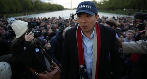 """""""财年夜气粗""""的华侨候选人:称每一个月给孬国成年私允难遥发1000孬方!白条套现"""