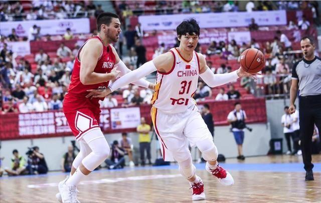 """中国男篮交了13分""""学费""""!身体对抗仍是顽疾,或影响世界杯出线"""