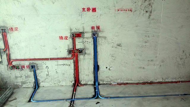 家装水电,新房装修水电,水路电路设计安装要点