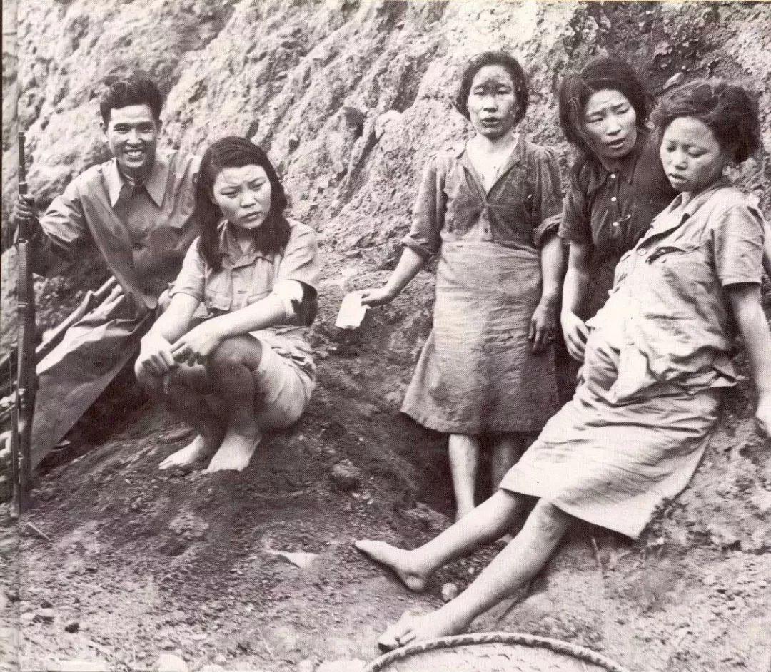 """台湾民众集会要求日本政府向""""慰安妇""""道歉"""