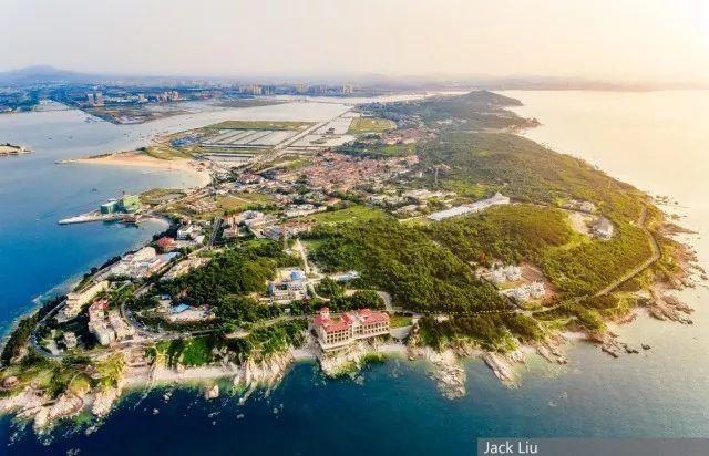 养马岛·烟台原生态海岛