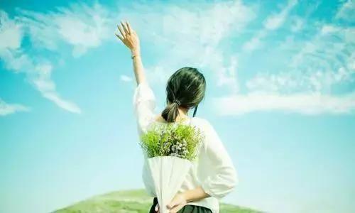 人生励志奋斗拼搏的正能量唯美图片句子