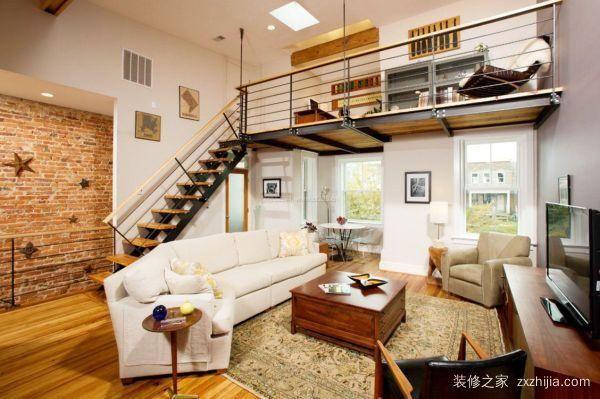 这些漂亮的阁楼楼梯设计,家里有阁楼还不赶紧用起来