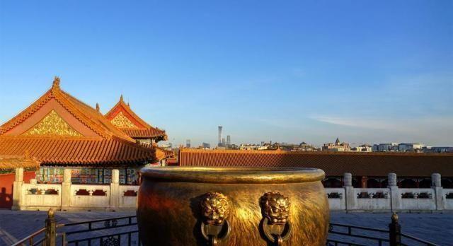 """山西最大的""""民宅"""",比乔家大院大得多,可和北京故宫相媲美"""