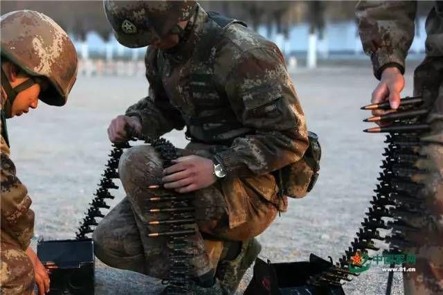 有媒体称解放军士兵一年消耗不足100发这还能打胜仗么?