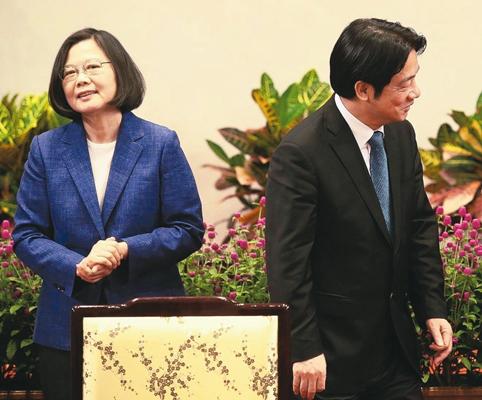 台湾参选人发表政见会视频