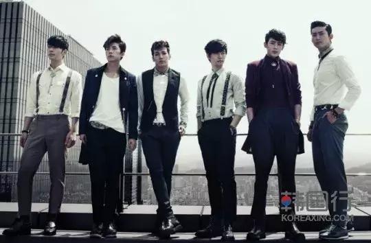 长寿偶像组合2PM所有成员成为JYP理事