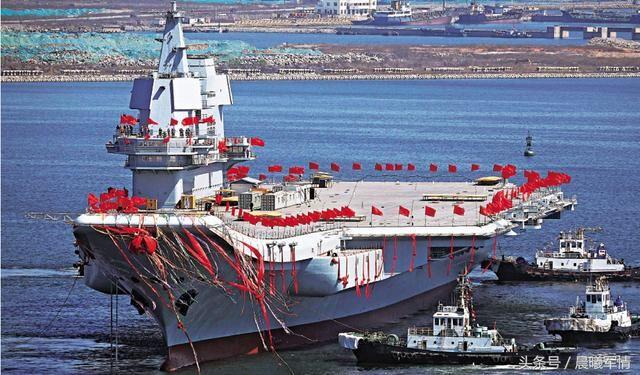 中国航母建造离不开它压力十万吨号称轧机之王