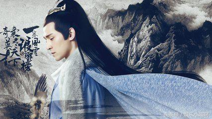 《鹤唳华亭》也早早官宣男主由罗晋饰演,这演技也是不用担心的.
