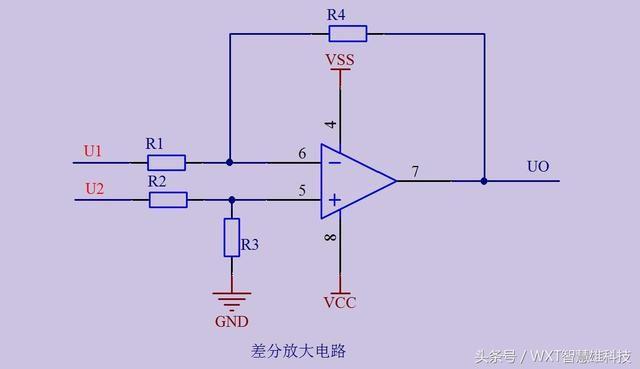 电路设计必备知识:电压电流采样,加减法运算,差分放大