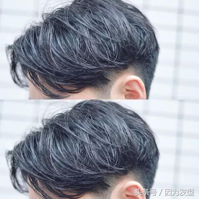 2018年最新流行男士发型推荐图片