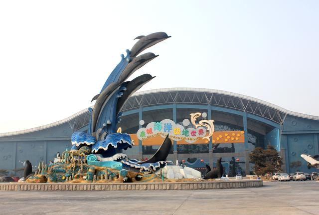 项目由山东省坤河旅游开发有限公司投资建设,主要建有热带雨林,海底