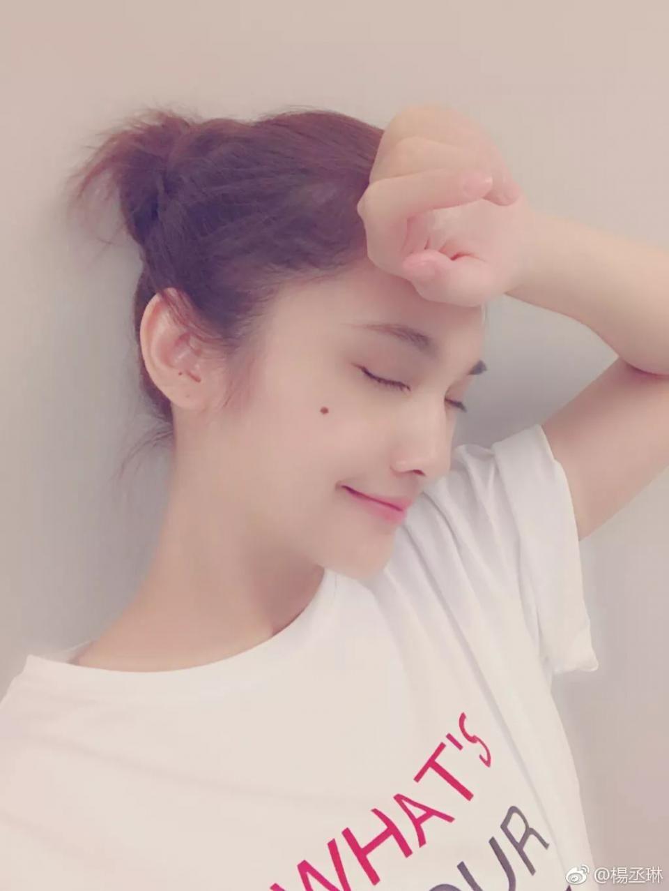中长发怎么扎出最时髦的发型 看杨丞琳就可以
