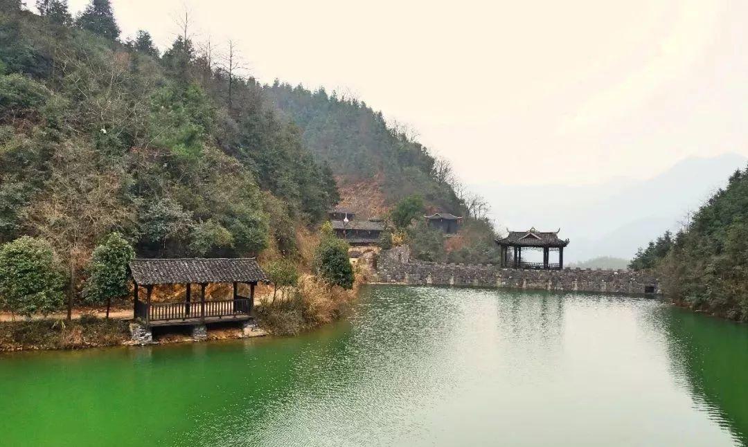 壁纸 风景 古镇 建筑 旅游 山水 摄影 桌面 1080_646
