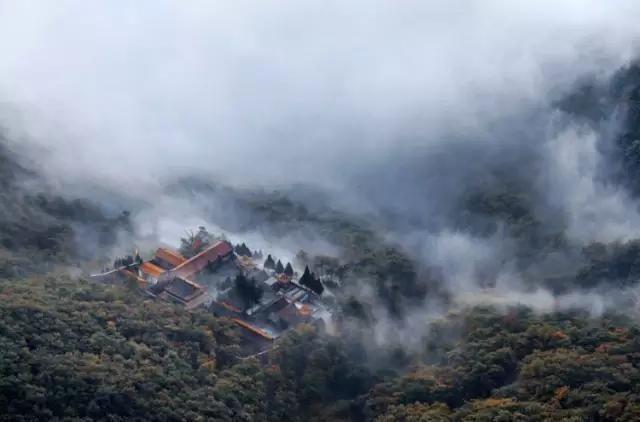 太行山把最美的风景给了秋天
