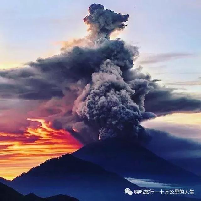火山爆发,也阻挡不住巴厘岛的迷人魅力
