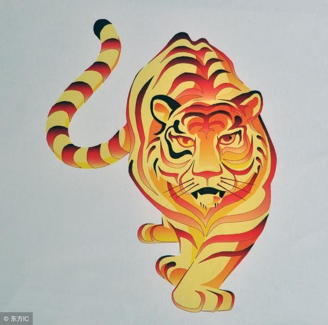 """虎虎的""""亿"""",生肖虎会给家人幸福的生活了,你家有吗"""