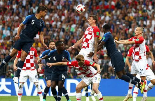 2018世界杯决赛:前无古人的曼朱基奇