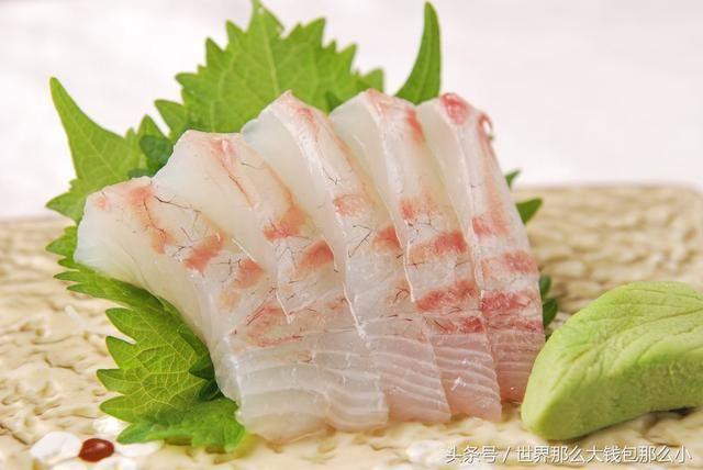 比目鱼,鲣鱼,多春鱼,鰤鱼,鲹鱼,鲈鱼,鲻鱼,等等;也有鲤鱼,鲫鱼等淡水