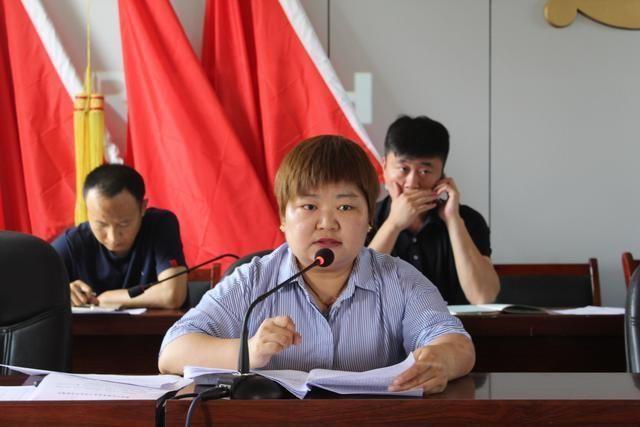 华州区赤水镇召开农村集体产权制度改革工作推
