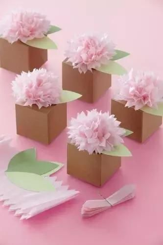 【手工乐趣】| 手工界的杠把子皱纹纸花球简直美炸天!