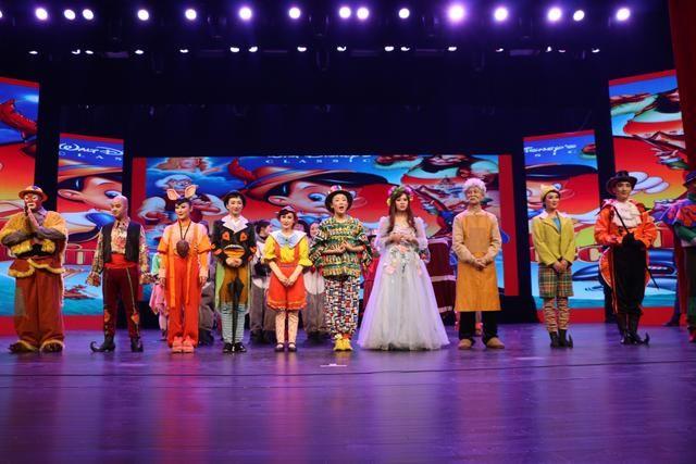 儿童话剧榆林首演第一场《木偶奇遇记》在榆林剧院震憾上演,演出取得