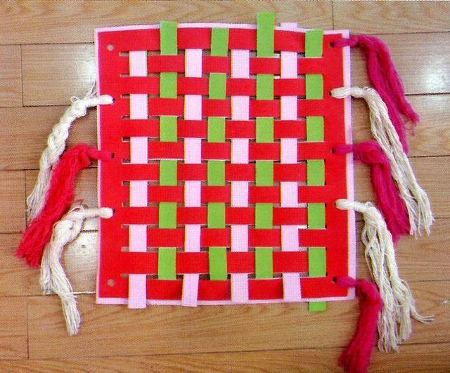 幼儿园中班区角活动主题我爱我家之妈妈围裙,密码锁,地毯,墙纸