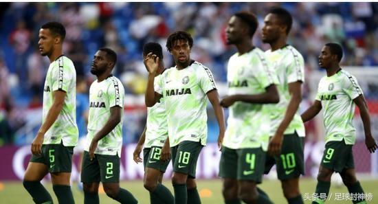 2018世界杯尼日利亚vs冰岛首发阵容比分预测分析