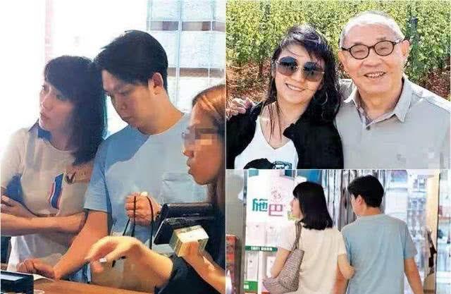 """与67岁制片人""""父女恋""""失败告终 48岁港姐恋""""翻版郭政鸿"""""""