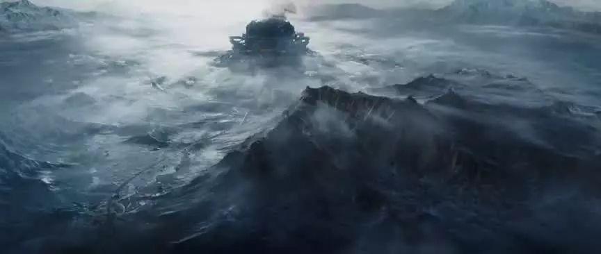 《流浪地球》幕后揭秘:75%特效由中国团队制