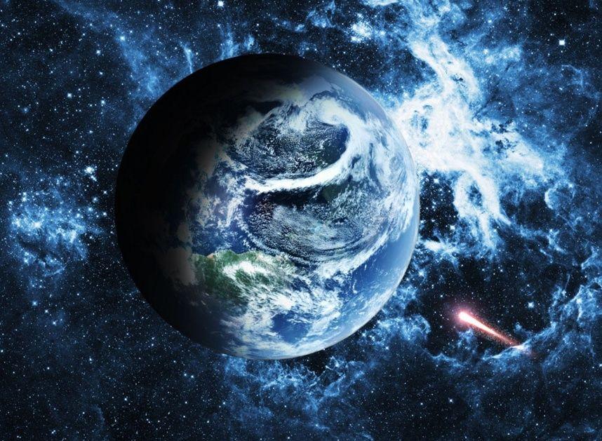 太阳系内小行星撞击不断,八大行星全都伤痕累累,地球还算安全