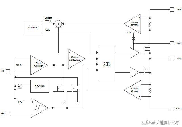 推荐一个24v转5v的dcdc电源电路