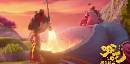 电影《哪吒之魔童降世》票房预估45亿,位列中国票房榜第三?