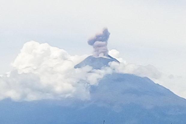 墨西哥地震把火山震醒了!美洲灾难连连,地球还