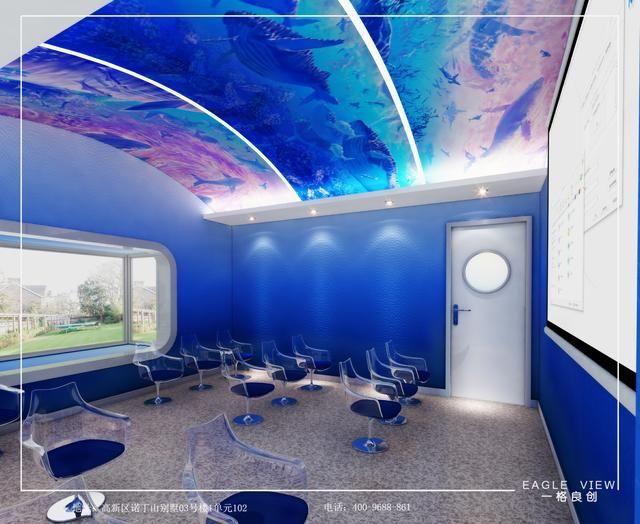 幼儿园设计:幼儿园 海洋,森林,太空,一格良创玩转自然