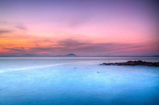 中国最北方海岛--大鹿岛的美丽记录