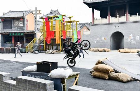 在西安何必去看兵马俑更值得来白鹿原影视城免费的4A级景区 行业新闻 丰雄广告第4张