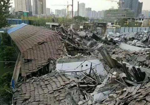 碧桂园致幼儿园坍塌这是什么情况?