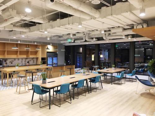荷兰共享办公品牌Spaces加大在华布局 携全新空间入驻上海无限极大厦