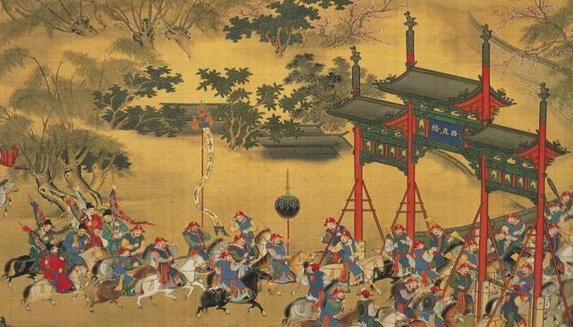 崇祯十四年的河南很危险,总督战死,唐王被杀,李自成再围开封