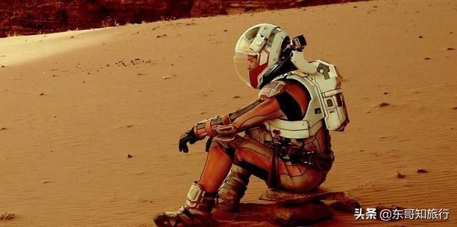 因为《火星救援》,瓦迪拉姆沙漠可以让你亲自体验火星生活